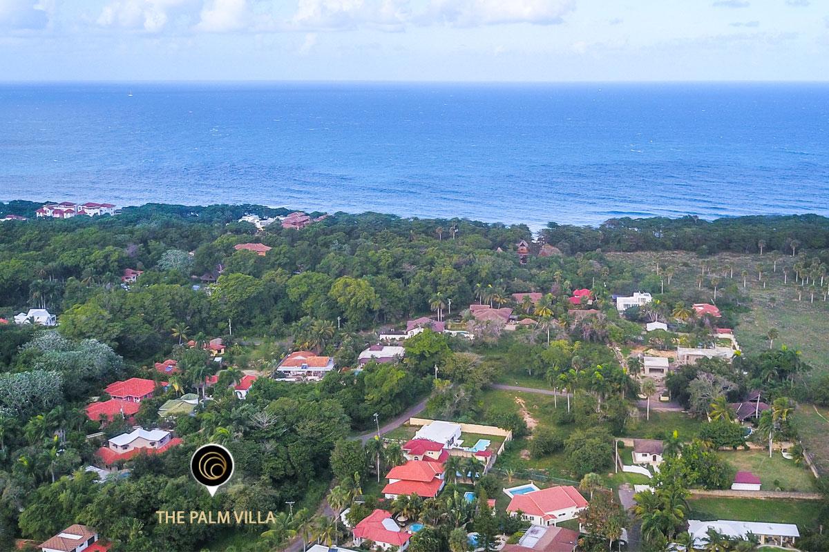 solo a 800 mts del mar esta esta fantástica villa