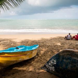 Playa en Cabarete, República Dominicana