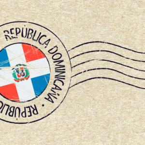 sello de visado dominicano