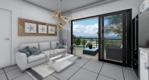 studio view 2nd 3rd floor terrace